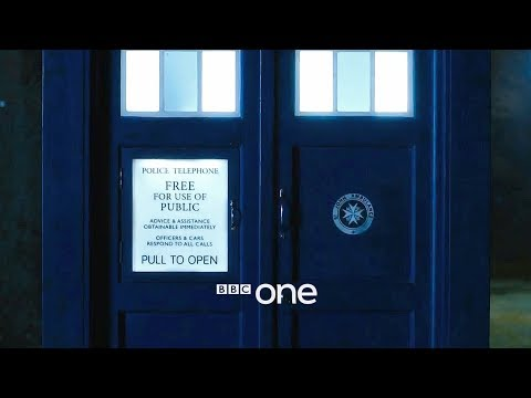 Doctor Who: The TARDIS | BBC One TV Trailer