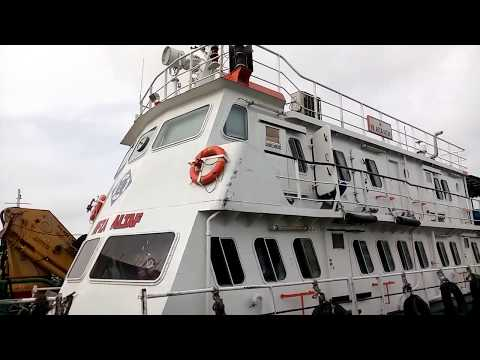 Public Transport Ship at Karachi Port Trust (KPT)