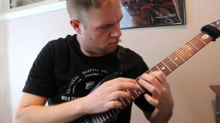 Scale The Summit - Atlas Novus (Guitar Cover)