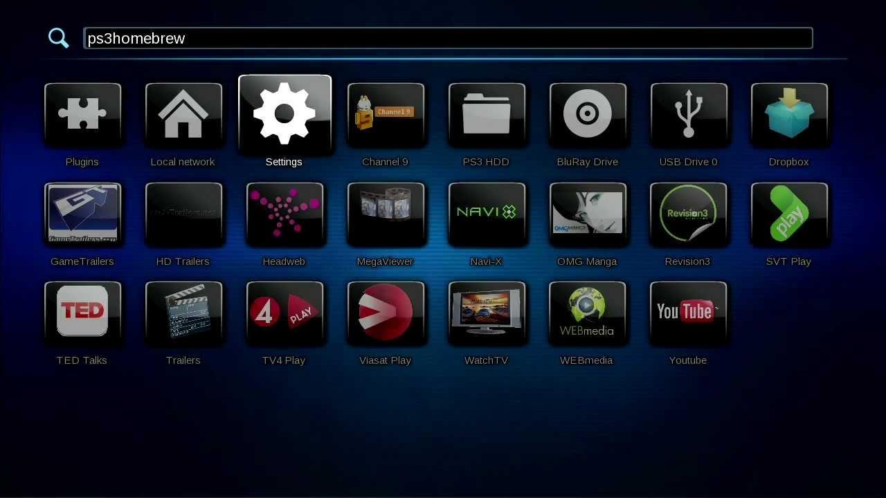 Ps3 showtime htpc media player v3.1.126