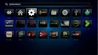 Showtime 4.0 Media Player - PS3 Homebrew