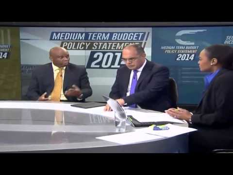 Analysing the S.African Medium Term Budget