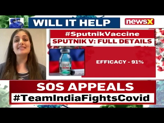 India Gets 1.5L Sputnik Doses | Sputnik Answer To Vaccine Shortage? | Shruti Malik on NewsX