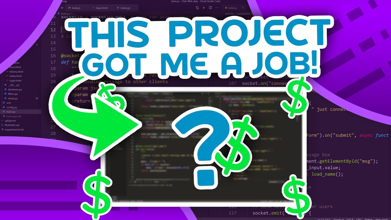 The Programming Project That Got Me a Job!