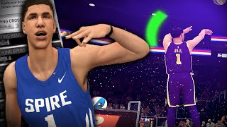 I Put LaMelo Ball In The 2019 NBA 3 Point Contest and This Is What Happened...