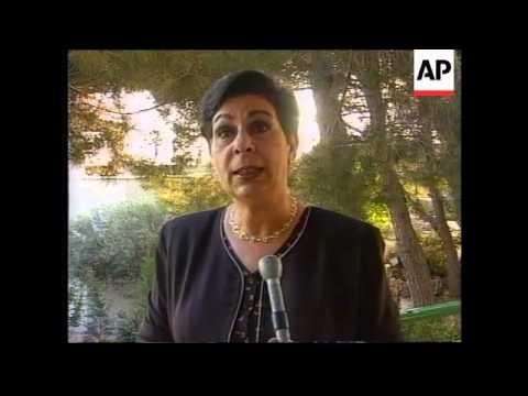 WEST BANK: YASSER ARAFAT'S DREAM OF PALESTINIAN STATEHOOD (2)