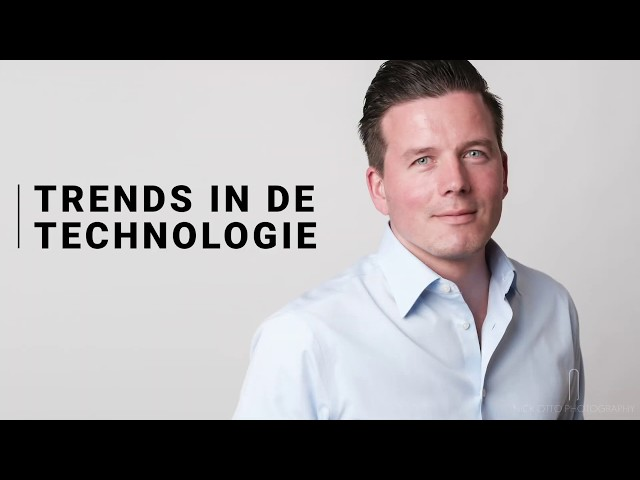 Trends in de Technologie