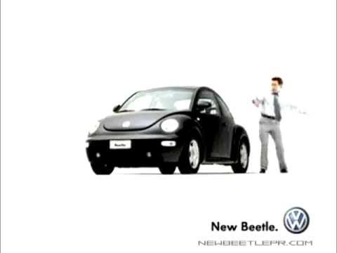 1998 New Beetle Commercial Turn Around