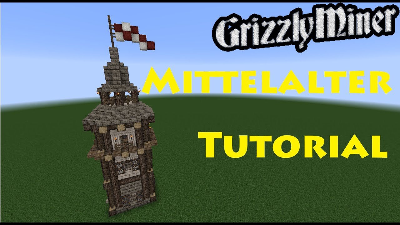 Minecraft Watchtower Tutorial