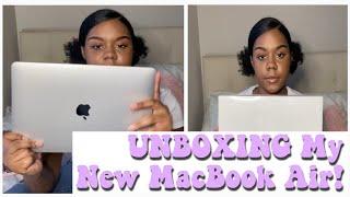 UNBOXING My 2020 MacBook Air!