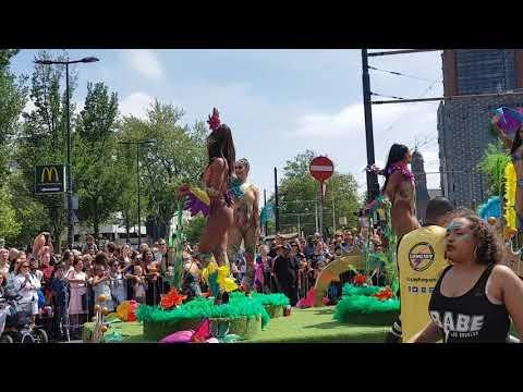 Zomer Carnaval Rotterdam 2018(1)