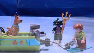 Scooby Doo Haunted Lighthouse - LEGO Build Zone - Season 2 Episode 16