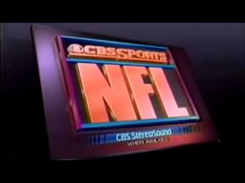 NFL on CBS Theme (1990-92)