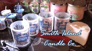 Creating Simple, Inexpensive (But CUTE)  Souvenier Candles ;)