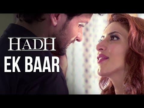 Ek Baar - Video Song | HADH | A Web Original By Vikram Bhatt
