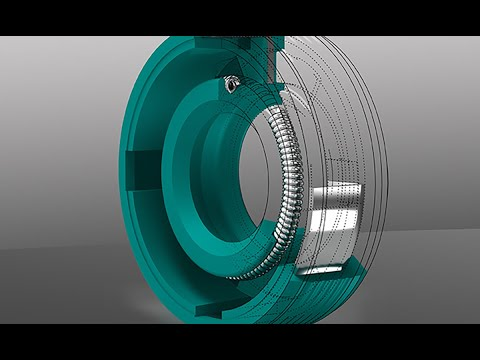 SKFstronger  Digital twin technology for sealing systems optimization within SKF Seals