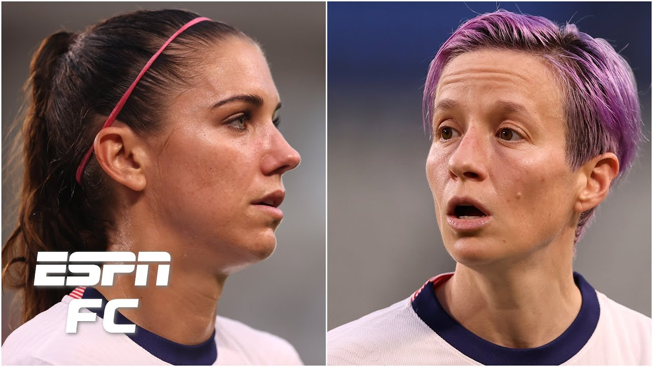 The USWNT Falls To Canada