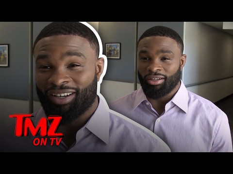 Tyron Woodley: I'll Train Anyone | TMZ TV