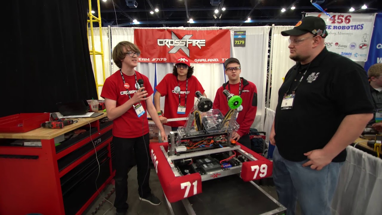 Behind the Bumpers 7179 Crossfire Houston 2018 Championship