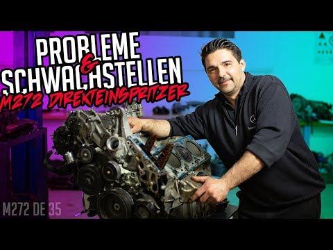 Stern Garage - Probleme & Schwachstellen am M272 CGI Direkteinspritzer
