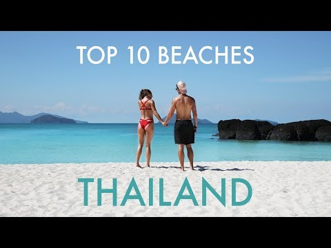 TOP 10 BEACHES IN THAILAND (TROPICAL PARADISE)