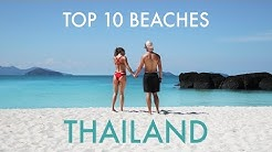 TOP 10 BEACHES IN THAILAND (TROPICAL PARADISE)