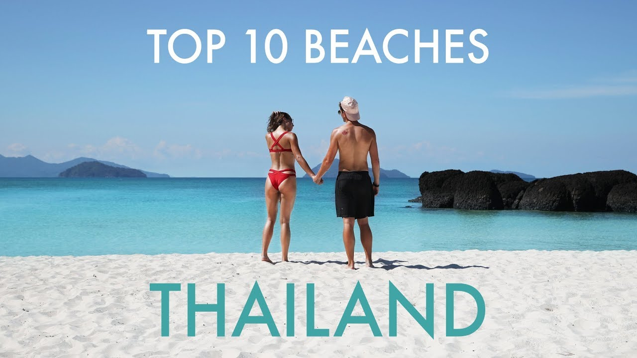 TOP BEACHES IN THAILAND TROPICAL PARADISE YouTube - Thailand vacation 10 things to know before you take off