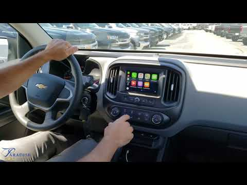 Silverado With Apple Carplay, HandsFree Driving Made Easy
