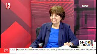 Yeni partide olması beklenen isimler / Ayşenur Arslan ile Medya Mahallesi/ 2. Bölüm- 16.07.2019