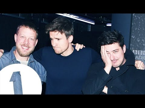 Mumford & Sons Improvise Miserable Songs