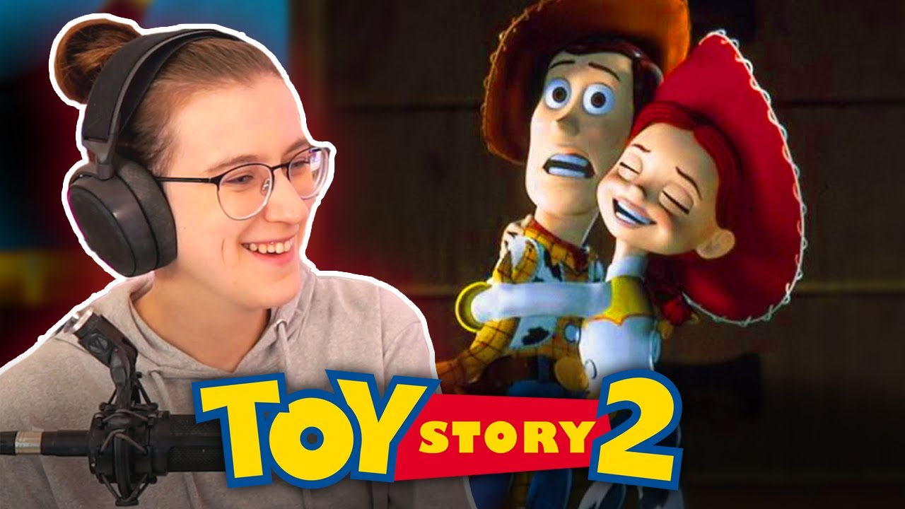 Download FIRST TIME WATCHING TOY STORY 2 (1999) !! - MOVIE REACTION