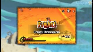 Nintendo E3 3DS The Rolling Western Trailer 2011