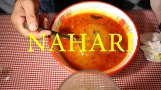 Delicious Hyderabadi Nihari and Zabaan