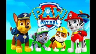 My Daughter Plays Paw Partol on Nintendo Switch
