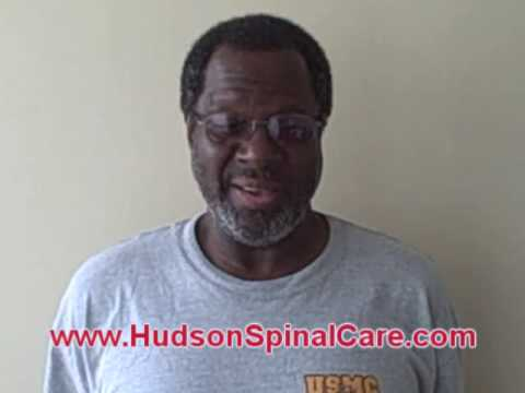 Back Pain Testimonial For Dr. Eric Chludzinski | Bayonne and Scotch Plains, NJ