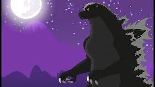 Tributo a Godzilla y The Bridge (Godzilla 62 aniversario redux)