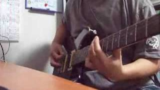寝起きにhideのエバーフリーを弾いてみました.