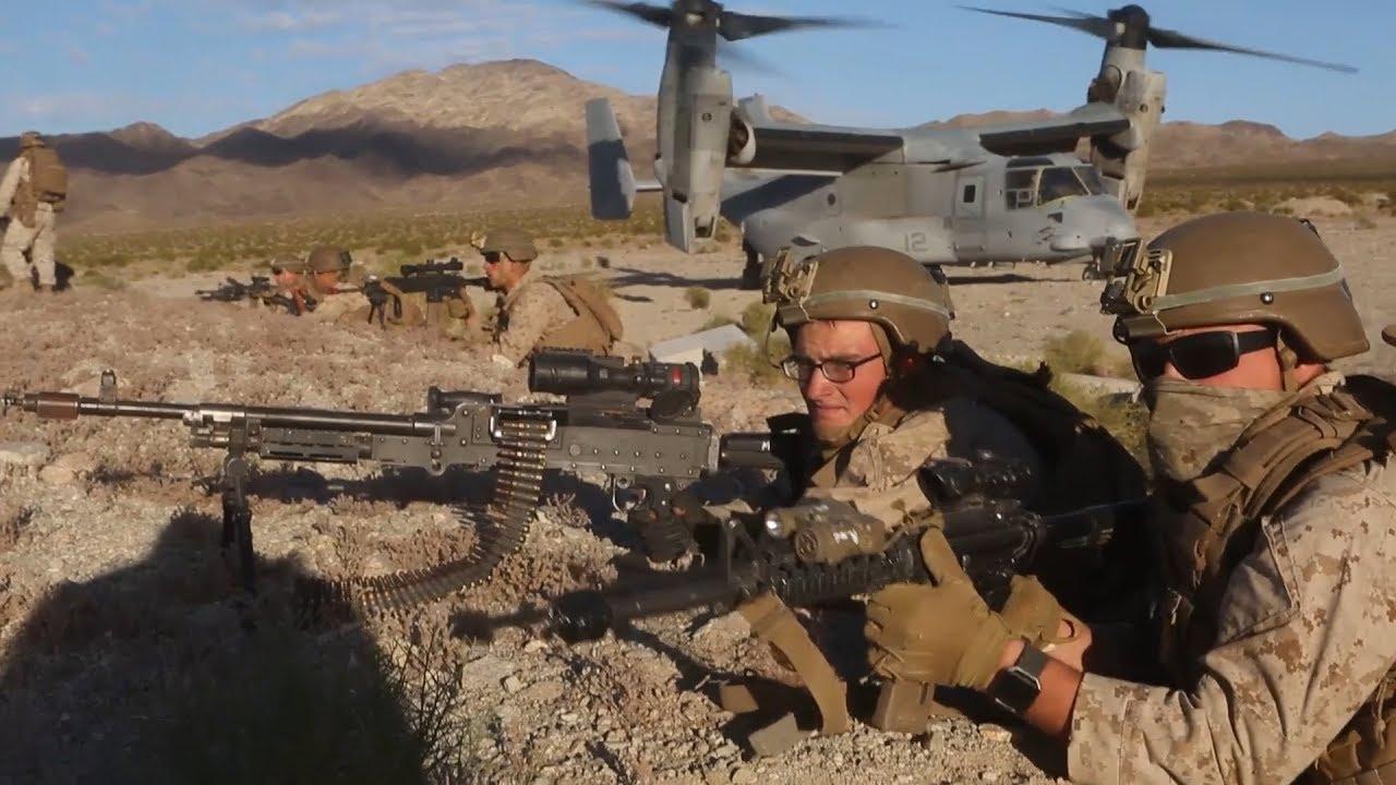 WTI 2-19 - Marines Conduct NEO Drills