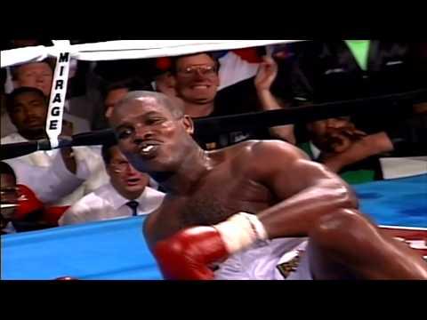 'Mighty' Mike Tyson vs. Donovan 'Razor' Ruddock (2nd meeting) highlights