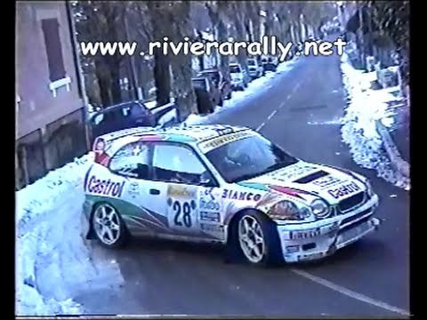 WRC Best Of Rallye Monte Carlo 1997 - 2012