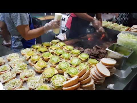Street food Dominican republic bani