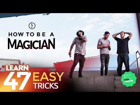 How To Be Magician