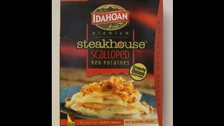 Idahoan Steakhouse: Scalloped Review