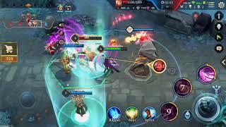 Download Video Le jeux le plus jouer en Asie Arena of Valor gameplay sur veera MP3 3GP MP4