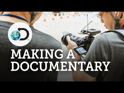 Working with DISCOVERY CHANNEL! Japan — Fukushima Diaries BTS