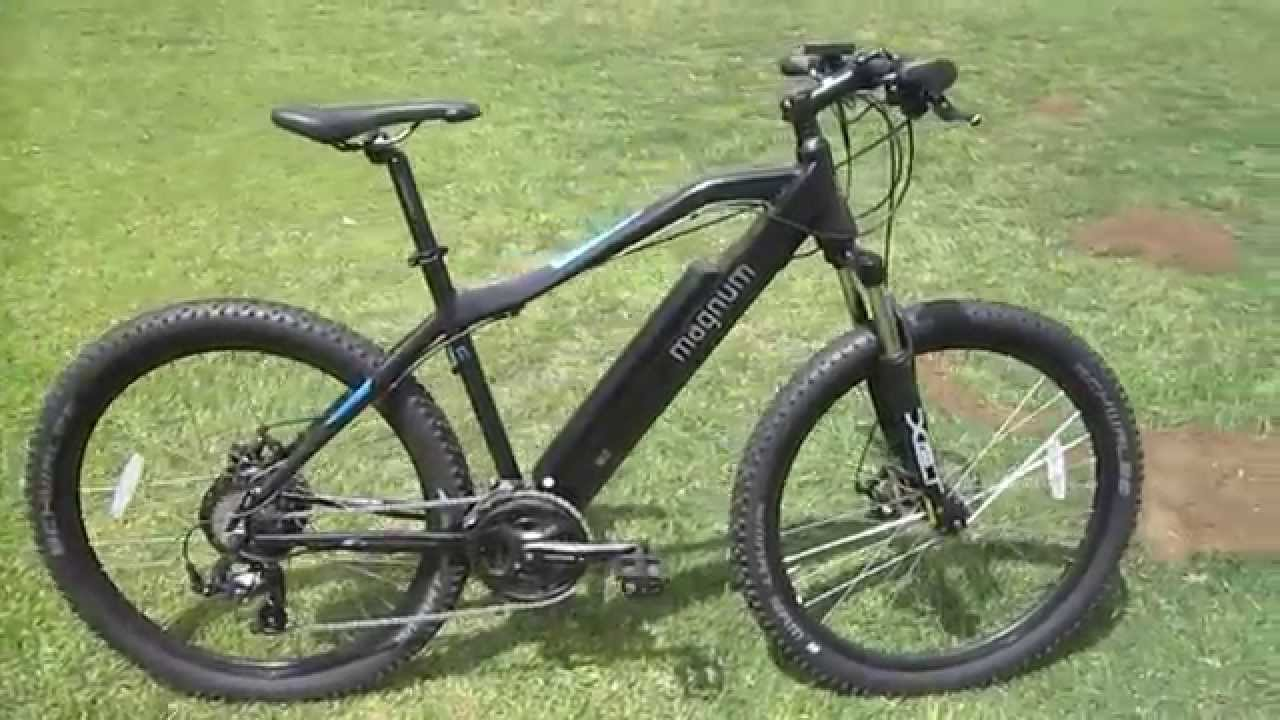 Magnum Electric Bike