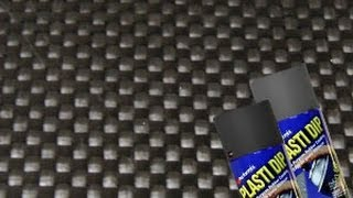 Create Carbon Fiber Look with Plasti Dip thumbnail