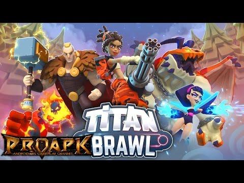 Titan Brawl MOBA