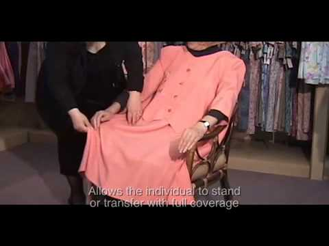 Adaptive Clothing For The Elderly, Disabled And Those With Arthritis
