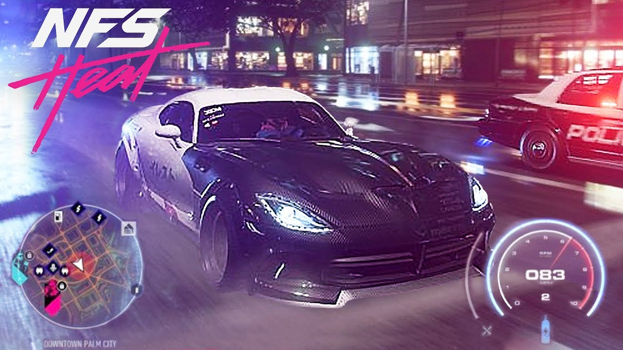 Need for Speed Heat 2019 - LEAKED Gameplay Screen, 16 Player Online, BBS Wheels & More!